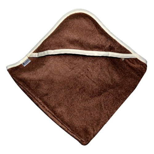 cape de bain bambou all color Chocolat