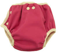 Culotte d'apprentissage lavable Com les grands - Snaps - Rose