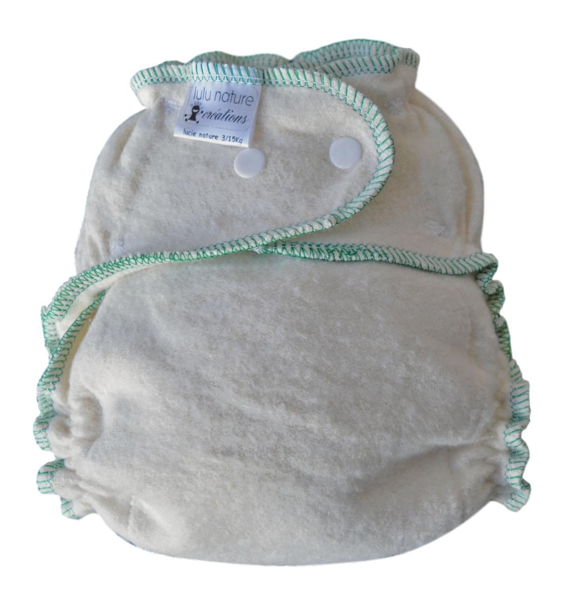 Confort pack 0 3 ans 20 couches lavables lucie nature chanvre 3 x 3 lulu boxer mixte