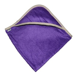 cape de bain bambou all color Violet