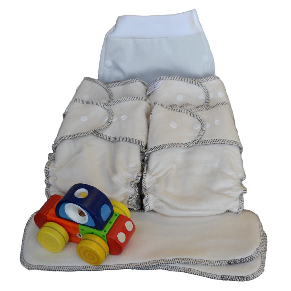 mini pack 4 couches lavables evolutive modulo bio 1 boxer t m. Black Bedroom Furniture Sets. Home Design Ideas